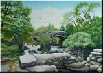 Brücken bei Dartmeet auf Dartmoor